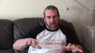 Wildman Gary Williams Talks Maritime Wresting - January 25th 2016