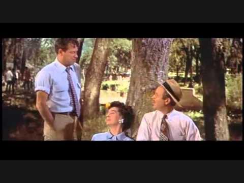 Picnic Trailer 1955 William Holden Kim Novak Youtube