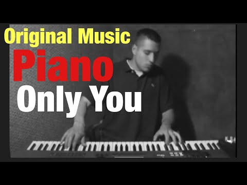 "Song # 3 Fall In Love Piano Music - ""Only You"" by James Onohan"