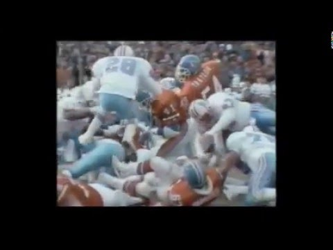 Oilers vs. Broncos - 1991 AFC Divisional Playoff