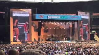 Flo Rida - Good feeling - Summertime Ball 2015
