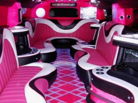 Limousine Interior Youtube