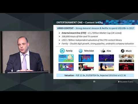Ellerston Global Investments 2017 Investor Roadshow Presentation