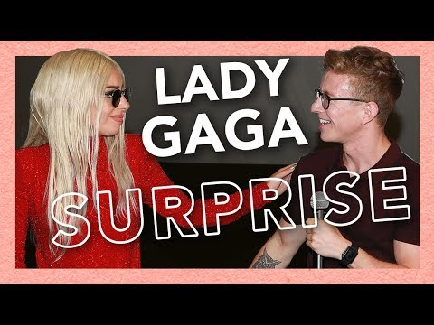Surprising Fans with Lady Gaga