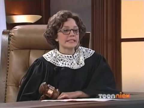 The Amanda Show Judge Trudy Computer Taken Away And