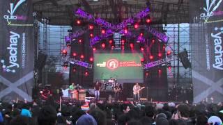 El Retorno De Exxon Valdez - La Cacnión De La Amiga Del Esteban / Quitofest 2012 [El Alternador]