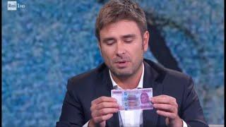 La banconota africana invade i talk show. Per Di Battista e Meloni interventi