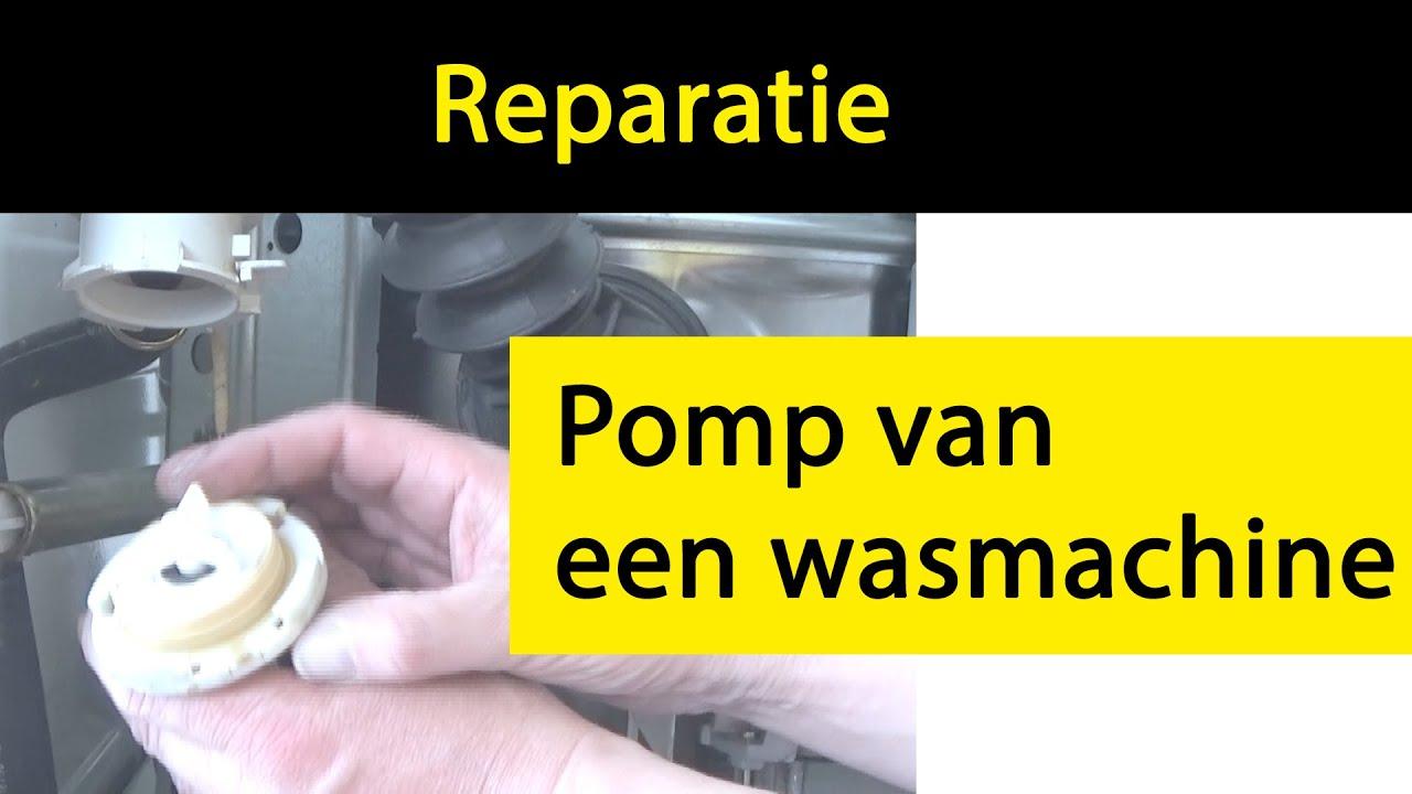 Favoriete Hoe vervang ik de pomp van een wasmachine?   Reparatie en BA71