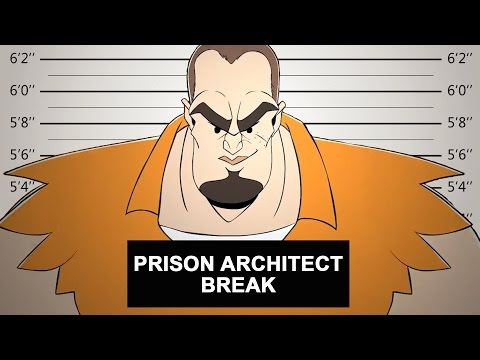 Prison Architect animation by Mashed