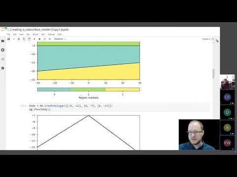 Tutorial: Geophysical modeling & inversion with pyGIMLi