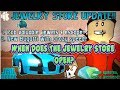 Roblox Jailbreak How To:|When does the Jewelry Store Open?|