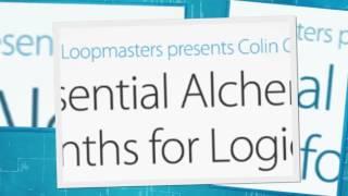 Essential Alchemy Synths For Logic X - Logic Alchemy Synth Presets