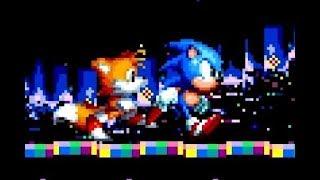 Sonic Mania - Rhytm Park Zone