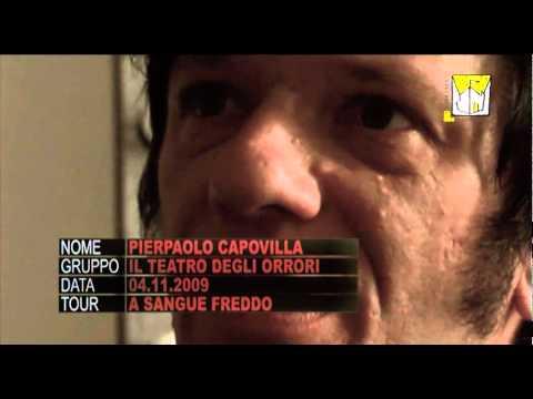 IL TEATRO DEGLI ORRORI – Intervista a Pierpaolo Capovilla