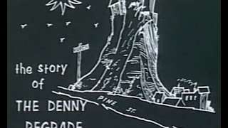 Seattle Moves a Mountain: The Story of the Denny Regrade, c. 1930 - 1970