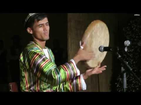 Uzbek music - Doira solo