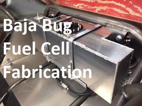 Fuel Cell Fabrication on my Baja Bug