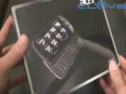Acer M900 Unboxed