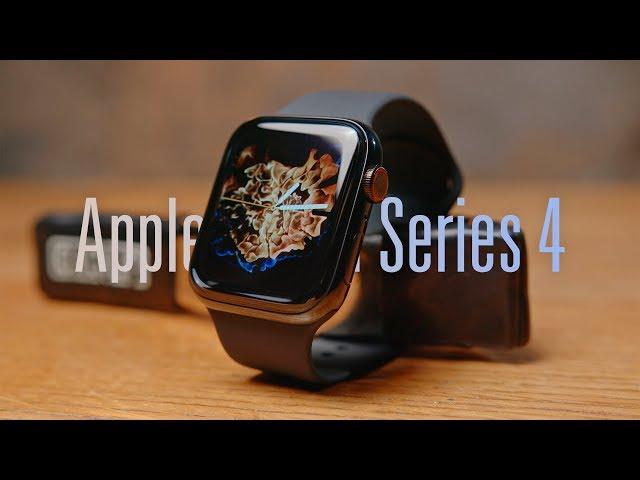 Лучший гаджет Apple – Watch Series 4