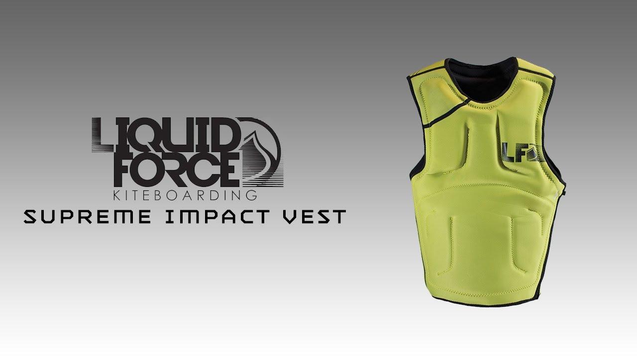 Review] Liquid Force Supreme Vest - YouTube