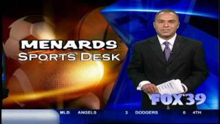 WQRF Weekend Sportscast