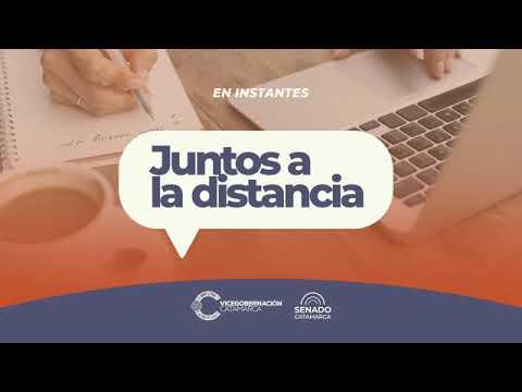 #JuntosALaDistancia: Plan Nacional ENIA