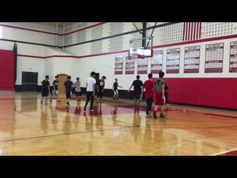 1st Quarter 2017 05 17 Haiwai Basketball Competition at Lake Shore High School
