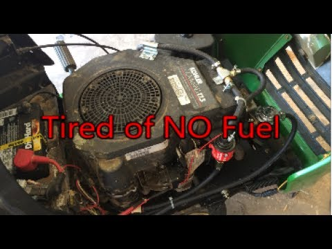 Fuel Pump Replacement Electric Pump Conversion Youtube