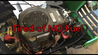 Fuel Pump Replacement   Electric Pump Conversion