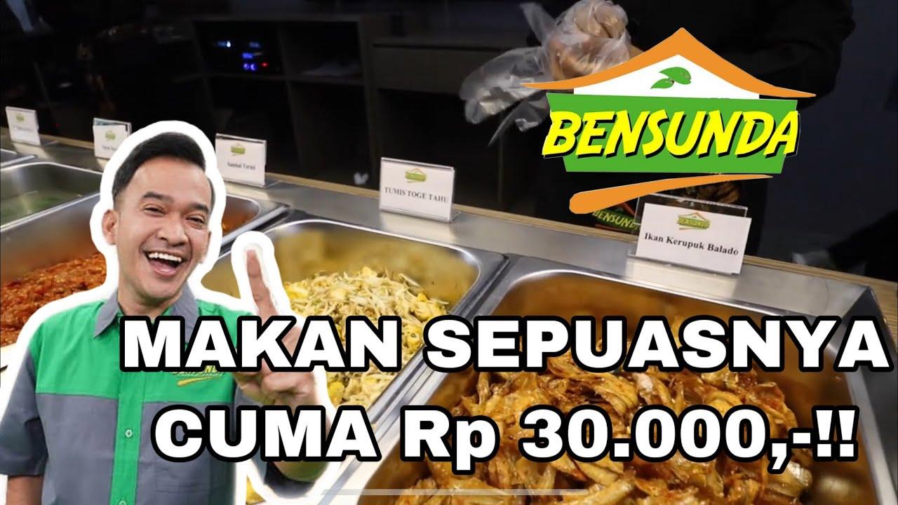 Ruben Onsu Buka Restoran Sunda Review Jujur Youtube