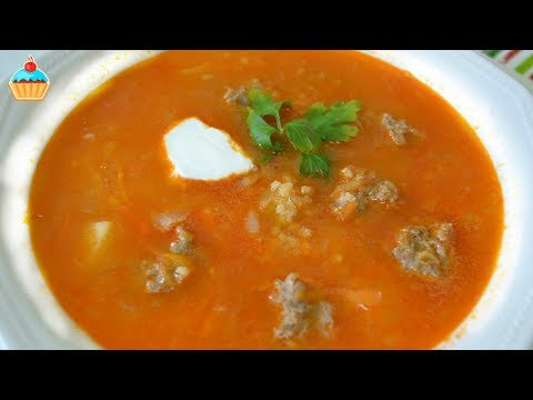 Суп с пшеном рецепт с фото