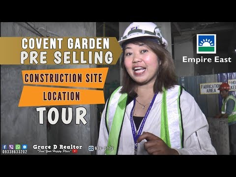 Covent Garden - Sta. Mesa - LOCATION VIDEO TOUR SERIES by GraceDRealtor
