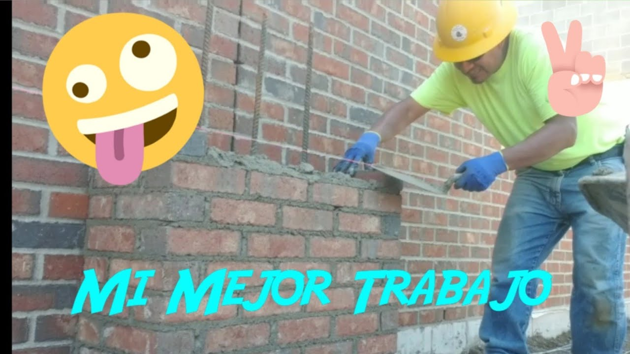 #PegandoLadrillo#BrickLayer# Como Pegar Ladrillo A Mi Estilo