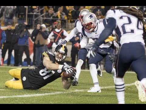 New England Patriots vs. Pittsburgh Steelers Controversial Ending (With Full Replays And Analysis)