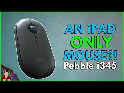 NO USB DONGLE NEEDED?! | Logitech Pebble i345 Review