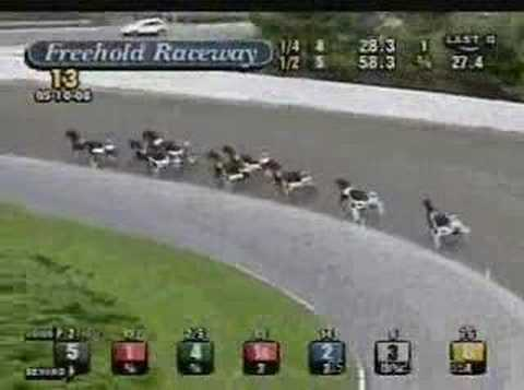 HOLIDAY CREDIT 2008 FREEHOLD $185,000 DXTRCUP 1:56.3