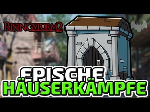 EPISCHE HÄUSERKÄMPFE - ♠ RISING STORM 2: VIETNAM ♠ - Let's Play RS2: Vietnam - Dhalucard