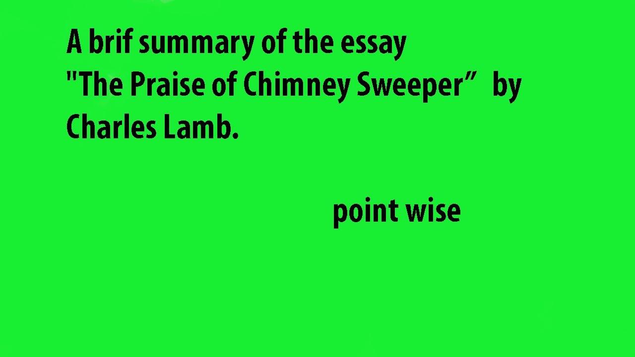 Humorous college application essay
