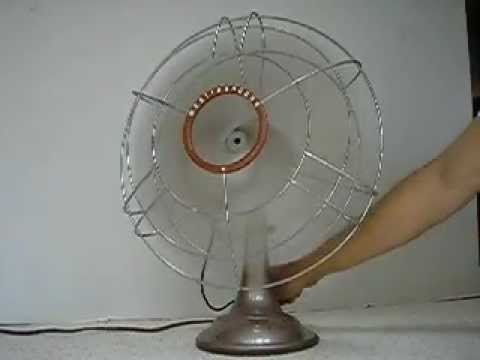 Westinghouse Desk Fan Wiring Diagram Vintage Westinghouse 16 Quot Oscillating Desk Fan 1950 S