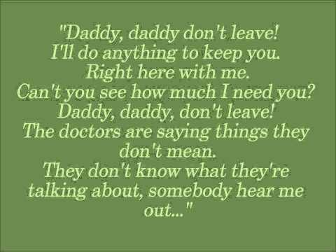 Frankie J LYRICS - Daddy's Little Girl Lyrics