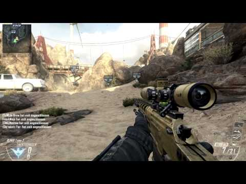 Let's Play Call of Duty: Black Ops 2 Online #43 [HD|German/Deutsch]
