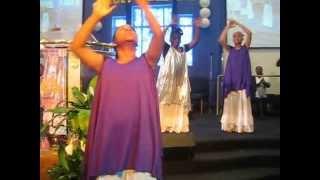 i never lost my praisehallelujah greatly anointed praise dancers