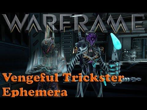 Warframe - Vengeful Trickster Ephemera thumbnail