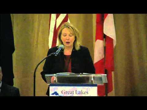 Christine St. Pierre Keynote Address | Great Lakes Week 2015