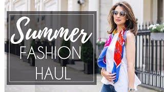 SUMMER FASHION HAUL | Dolce & Gabanna, Gucci, Hermes, Massimo Dutti, Zara | Jasmina PURI