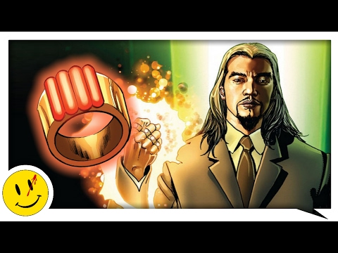 Кольца МАНДАРИНА и их способности (Marvel Comics)
