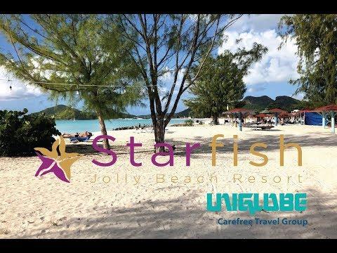 Starfish Jolly Beach Resort Spa