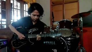 """Lesti """"egois"""" guitar ( cover by Vhalovhe ) keren Habiss,,,,"""