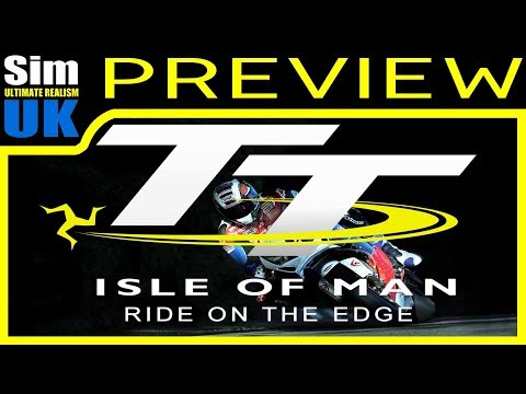 Officially the Fastest YouTuber on TT Isle of Man Ride on the Edge #3 (Preview) +Hs2 Pro