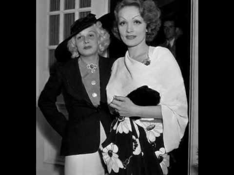 Marlene Dietrich, Ich Hab` Noch Einen Koffer In Berlin.
